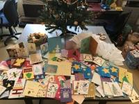 Vánoční přání pro naše klienti od dětí