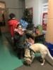 Děti našly svůj dáreček
